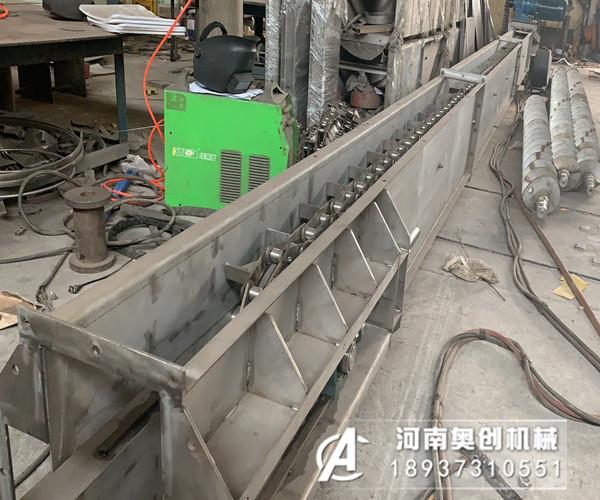 重型刮板输送机-刮水泥刮板输送机-煤矿刮板输送机